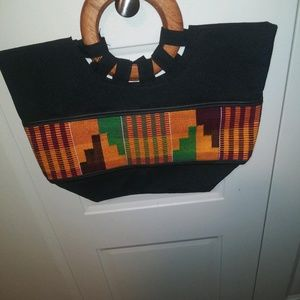 Authentic African Purse
